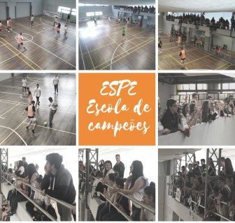 Torneio de futsal Interturmas ESPE