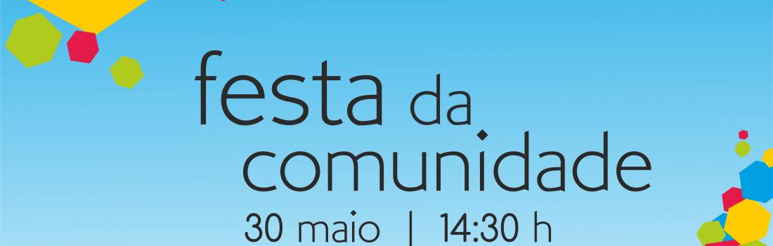 Cartaz Festa Comunidade 2015
