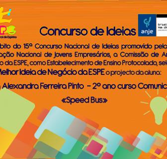 Concurso de Ideia 2012 – ANJE