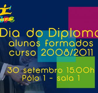Dia do Diploma Curso 2008/2011