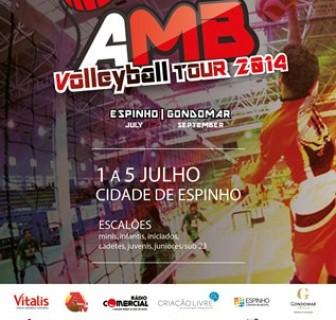 III AMB VOLLEYBALL CUP – colaboração dos alunos do curso Organização de Eventos