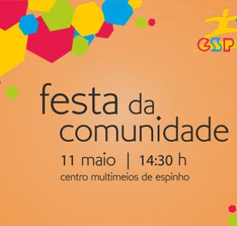 Festa da Comunidade Escolar 2013