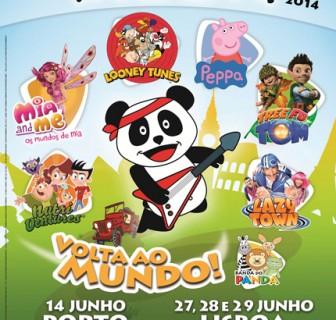Escola Profissional de Espinho colabora com Festival Panda