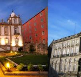 Visita de estudo ao Palácio do Freixo, Palácio da Bolsa – Porto