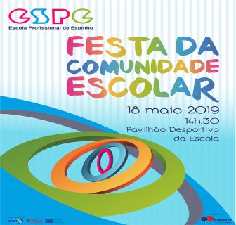 Festa da Comunidade Escolar
