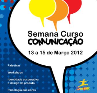Semana Curso Comunicação