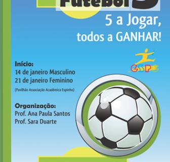 Torneio de Futebol ESPE 2013
